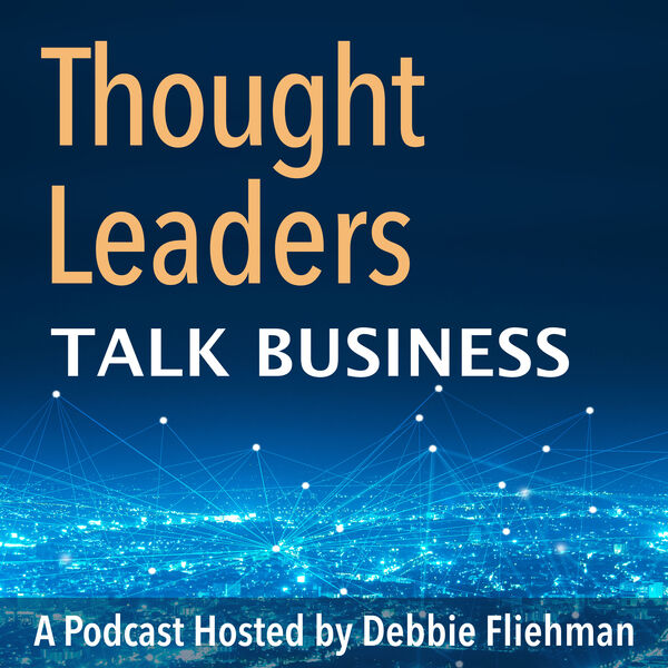 Thought Leaders - Talk Business Podcast Artwork Image