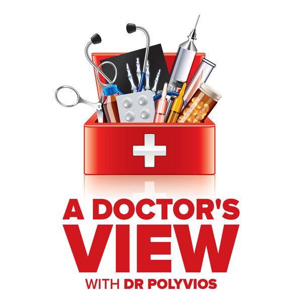 A Doctor's View Podcast Artwork Image