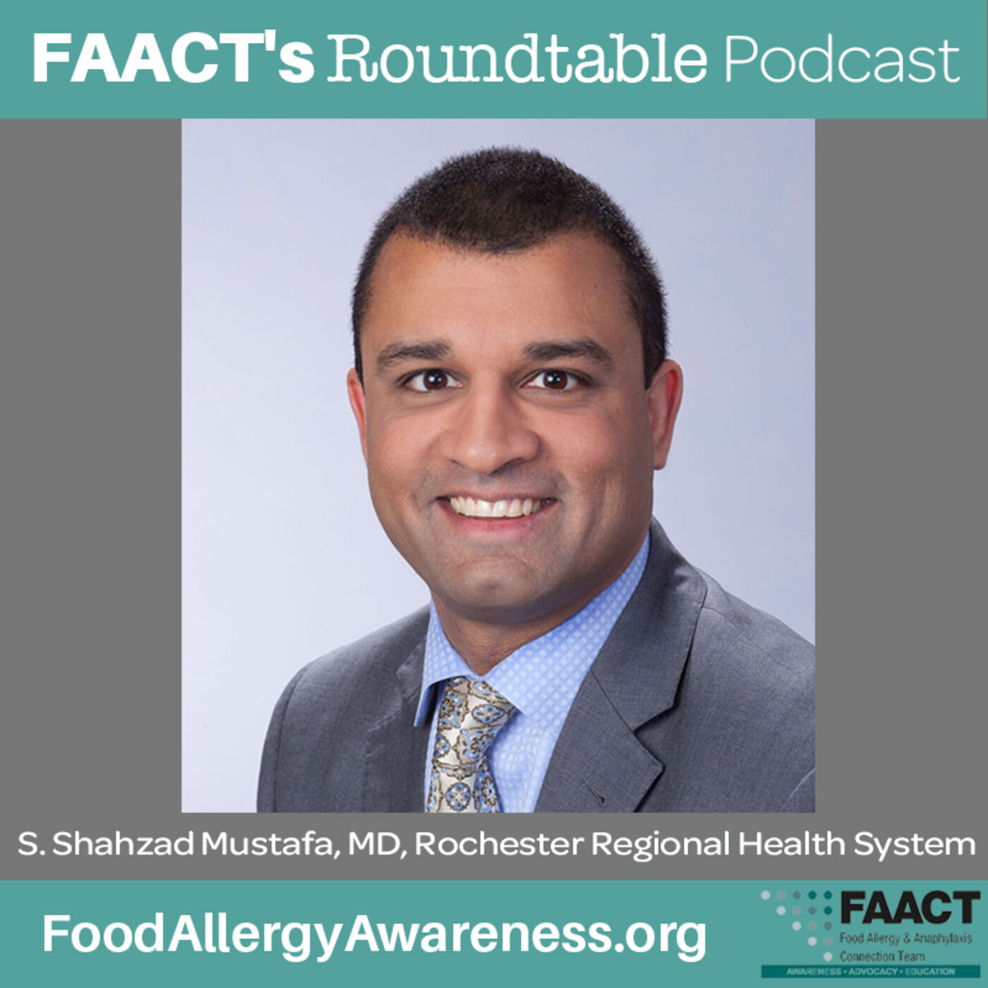 Ep. 49: COVID-19 Vaccinations, Safety, and the Impact on Food Allergy