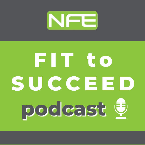 Fit to Succeed Podcast Artwork Image