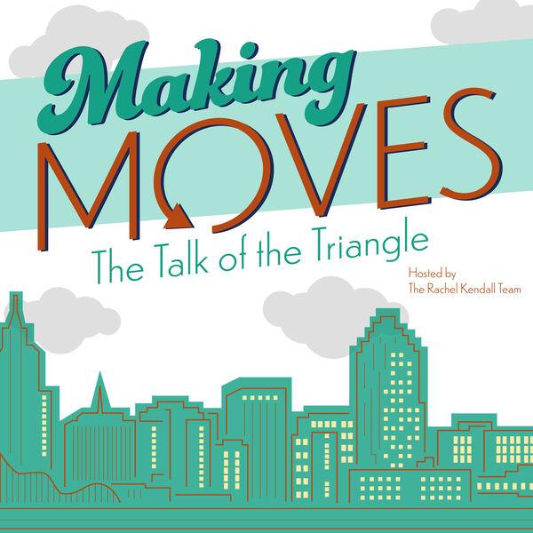 Making Moves Podcast Artwork Image