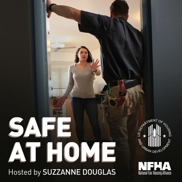 Safe at Home Podcast Artwork Image