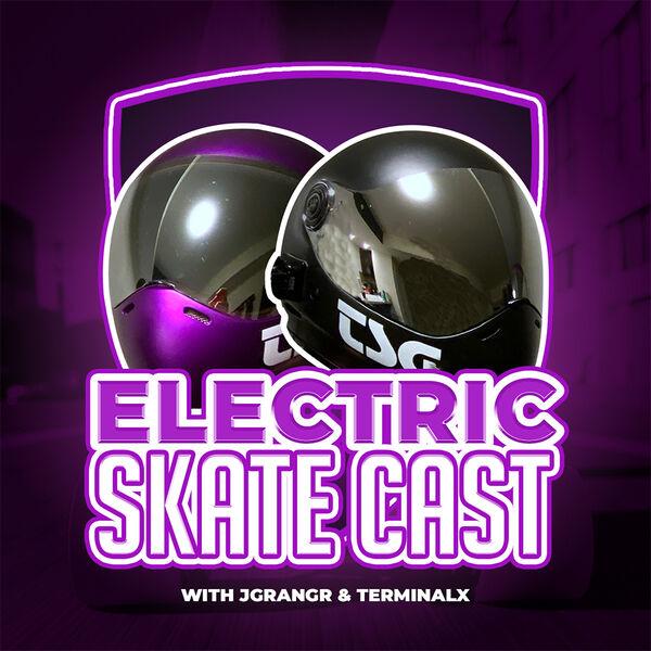 Electric Skate Cast Podcast Artwork Image