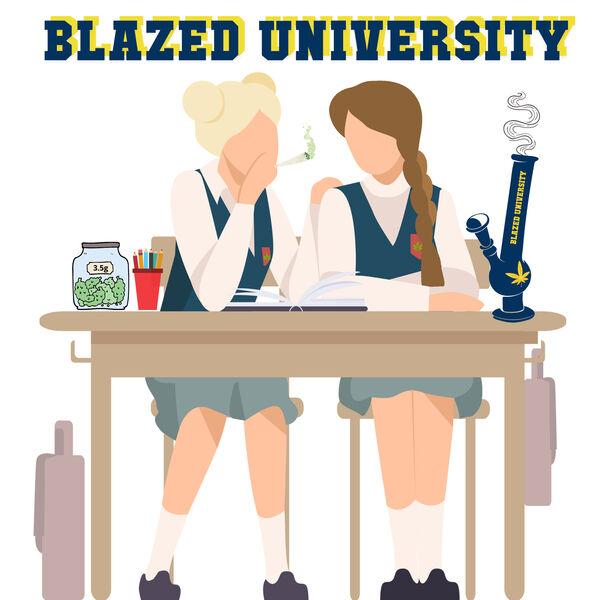 Blazed University Podcast Artwork Image