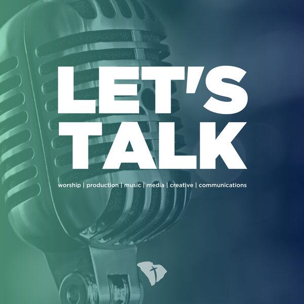 Let's Talk! Podcast Artwork Image