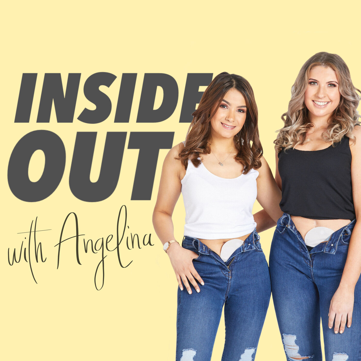 Inside Out with Angelina; Founder of Aura Clothing