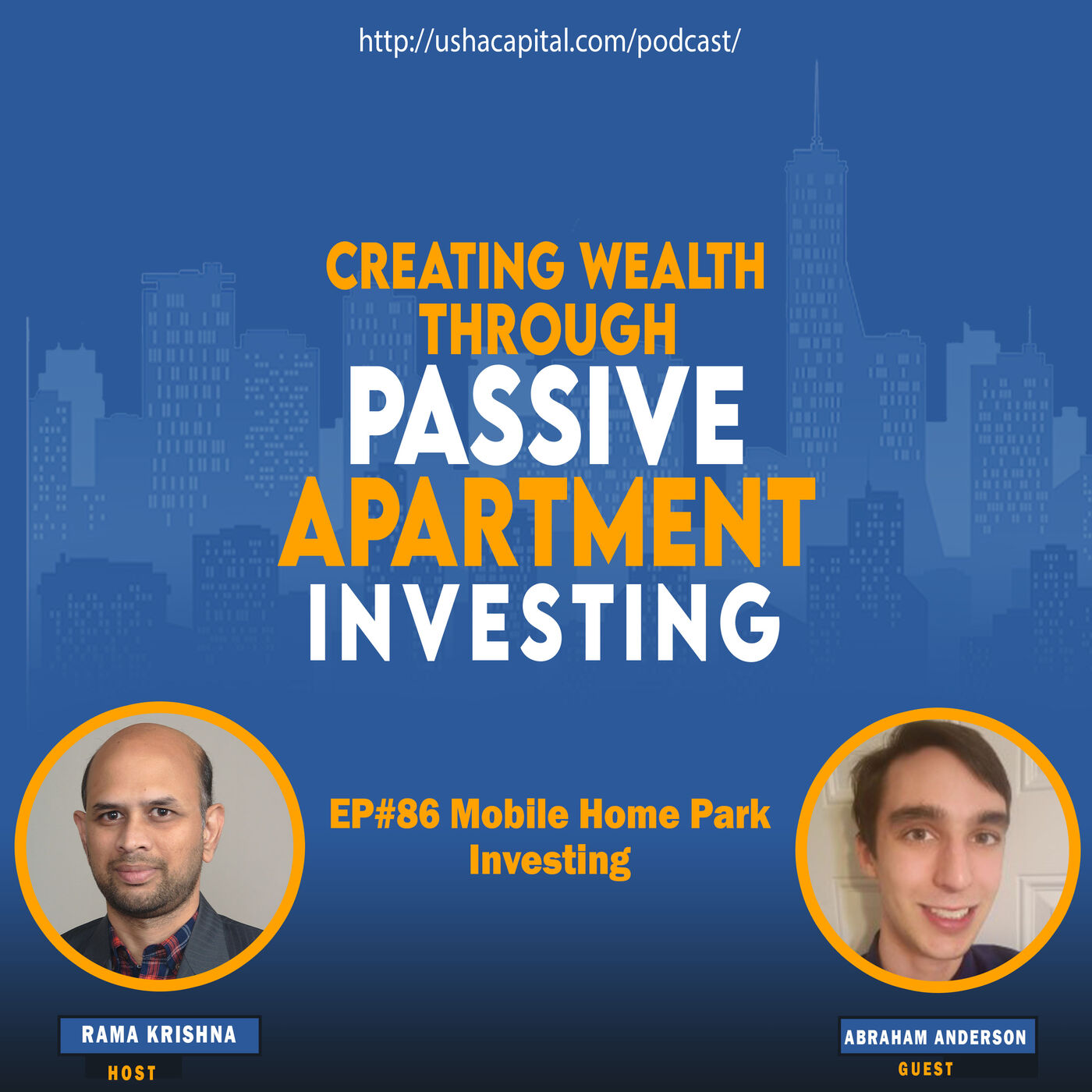 EP#86 Mobile Home Park Investing with Abraham Anderson