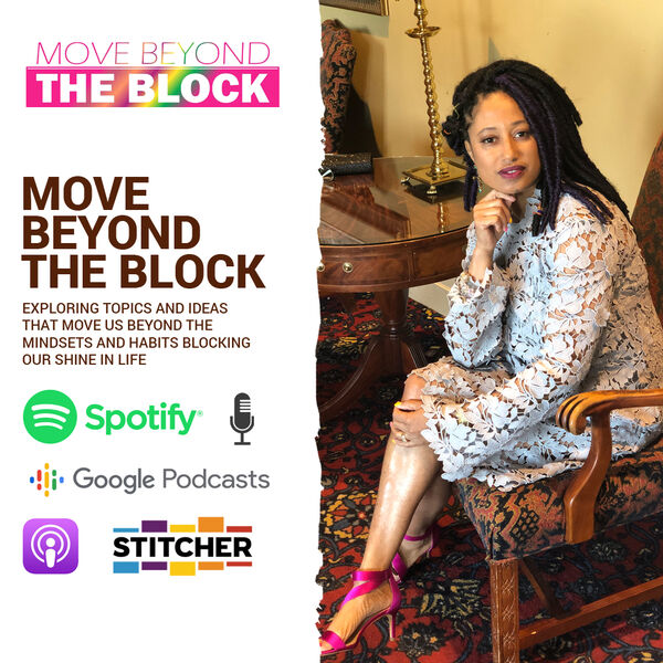 Move Beyond the Block Podcast Artwork Image