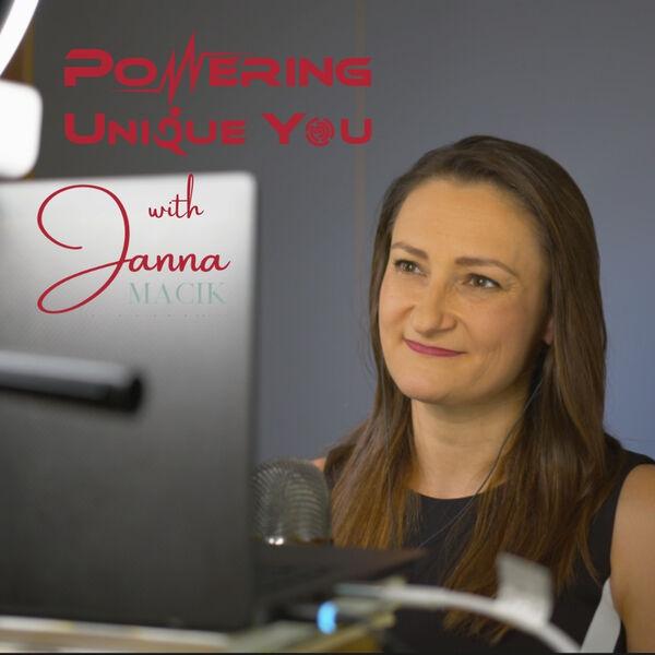 Powering Unique You Podcast Artwork Image