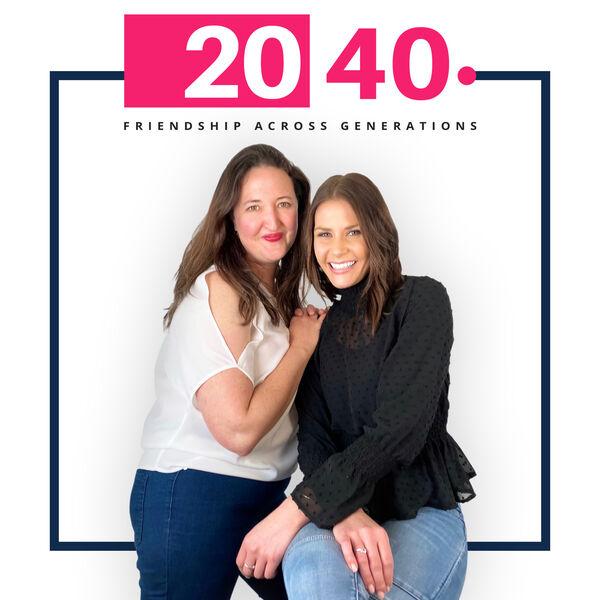 20/40 Podcast Artwork Image