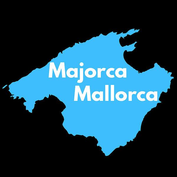 Majorca Mallorca Podcast Artwork Image