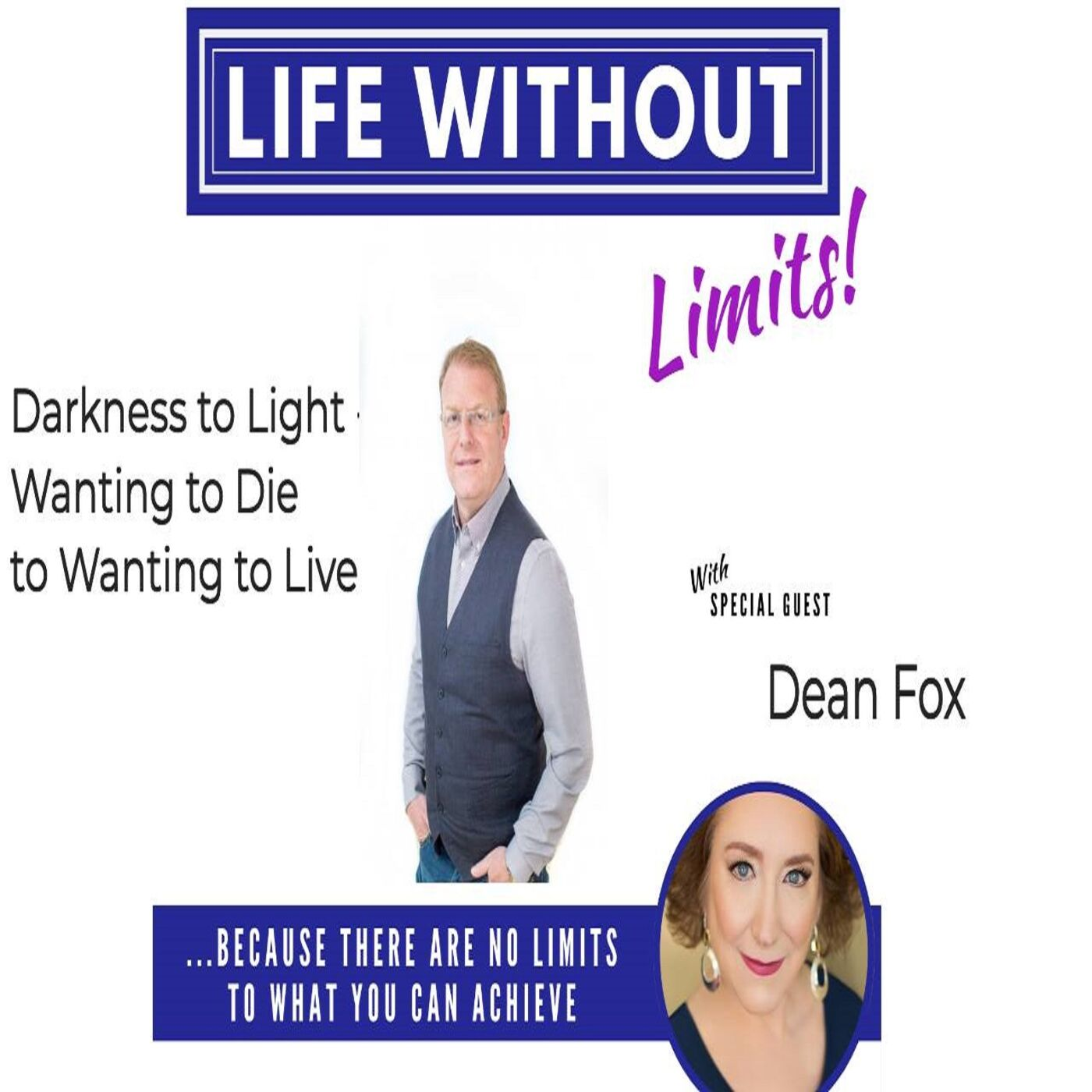 Darkness to Light - From Wanting to Die to Wanting to Live