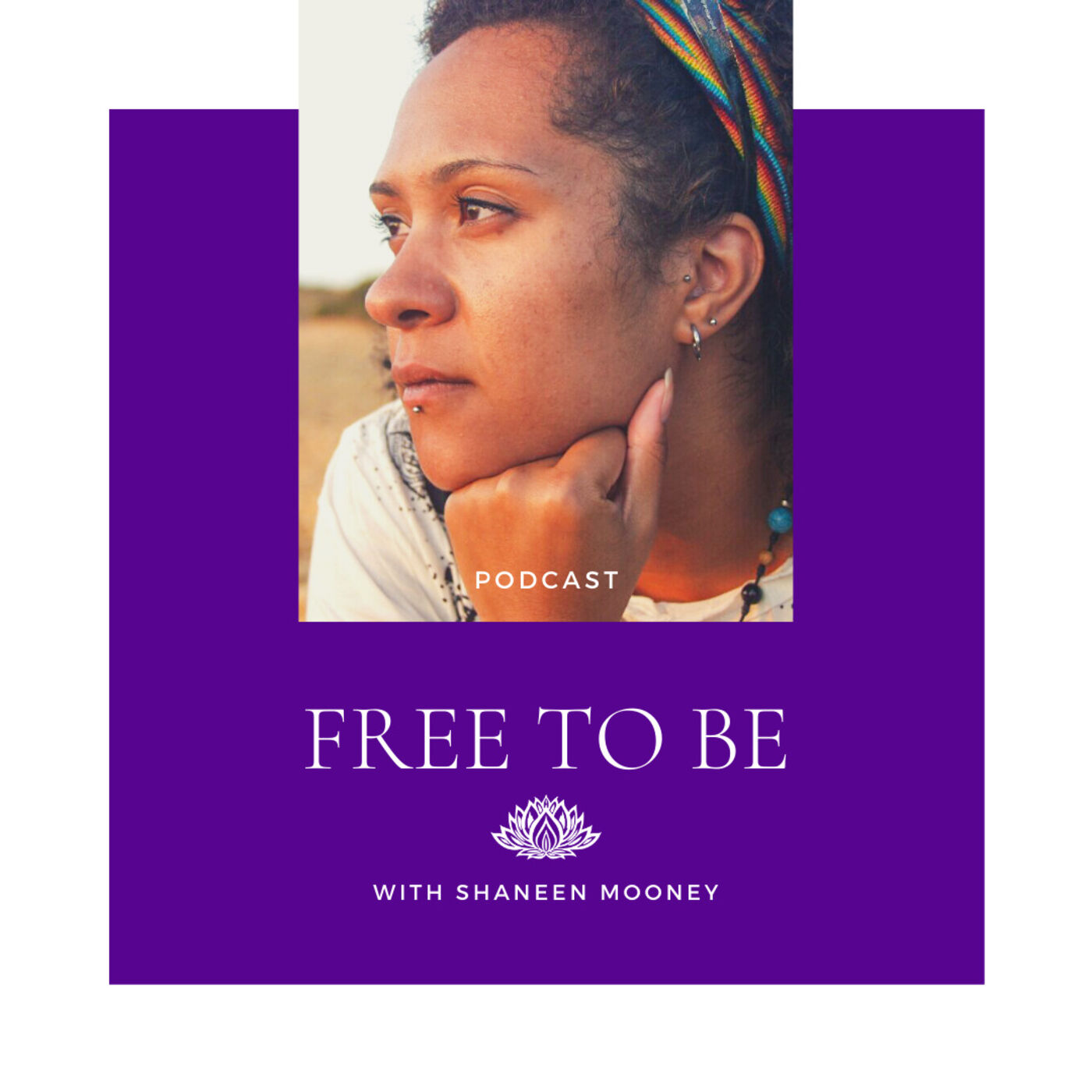 A Soul On Fire - Sara J. Sanderson as guest on 'Free To Be' hosted by Shaneen Mooney