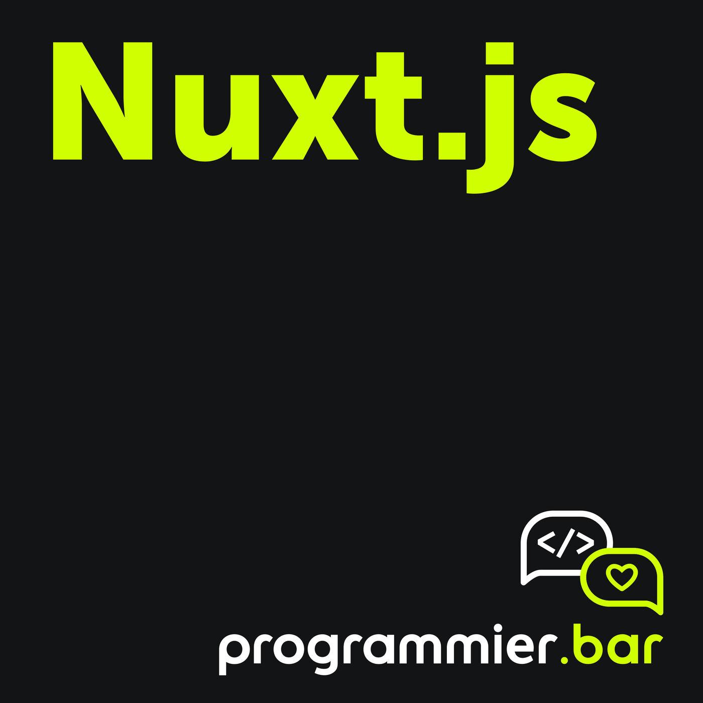 Folge 66 - NuxtJS zum Webseitenbau