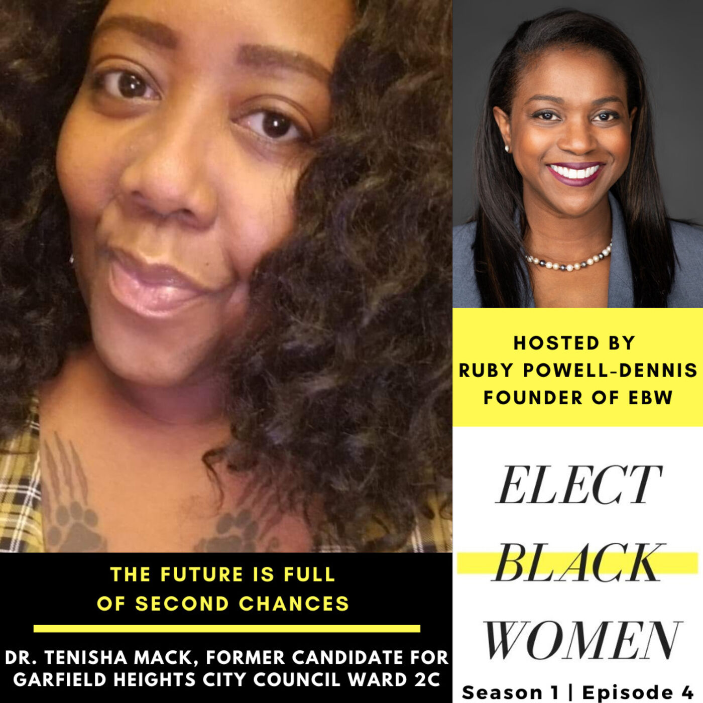 Meet Dr. Tenisha Mack | Former Candidate for U.S. Congress (FL-18)