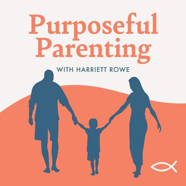 Purposeful Parenting Podcast Artwork Image