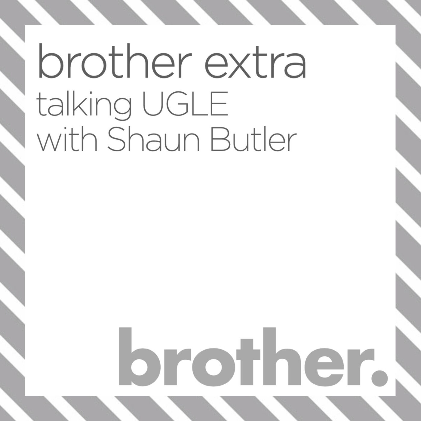 Brother Extra: Talking UGLE with Shaun Butler