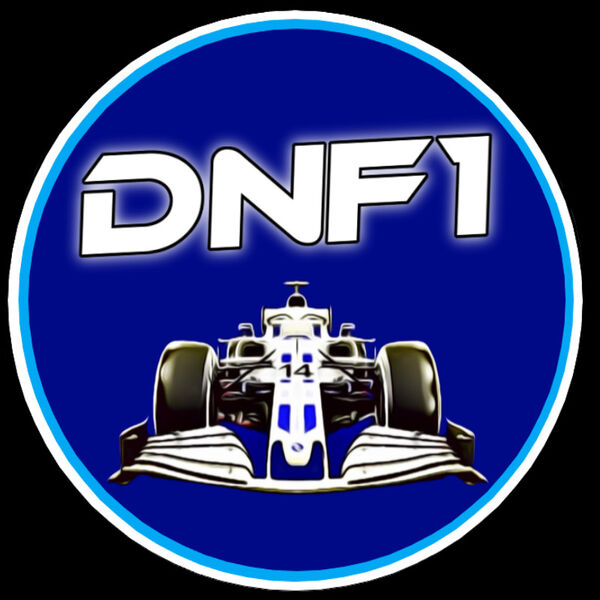 The DNF1 - F1 Podcast Podcast Artwork Image