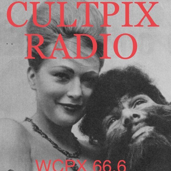 Cultpix Radio  Podcast Artwork Image