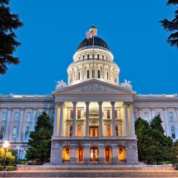 Inside Golden State Politics  Podcast Artwork Image