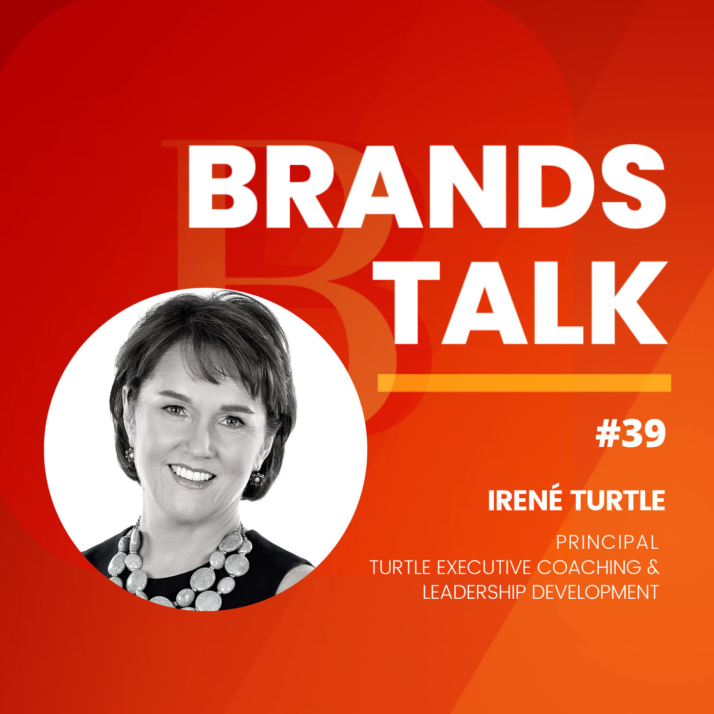 Break out of your shell and create your authentic brand w/Irené Turtle