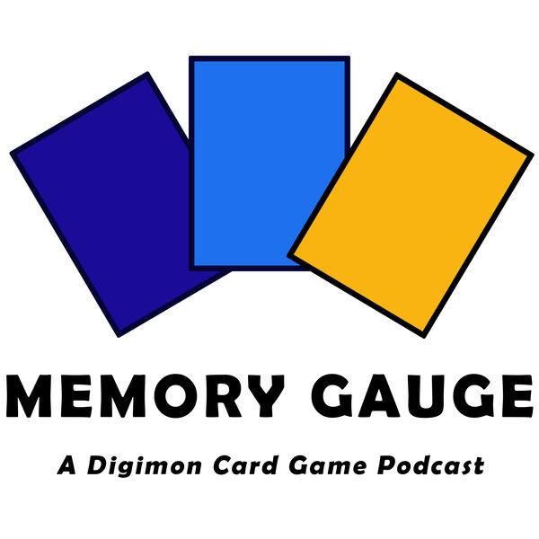 Memory Gauge Podcast Artwork Image