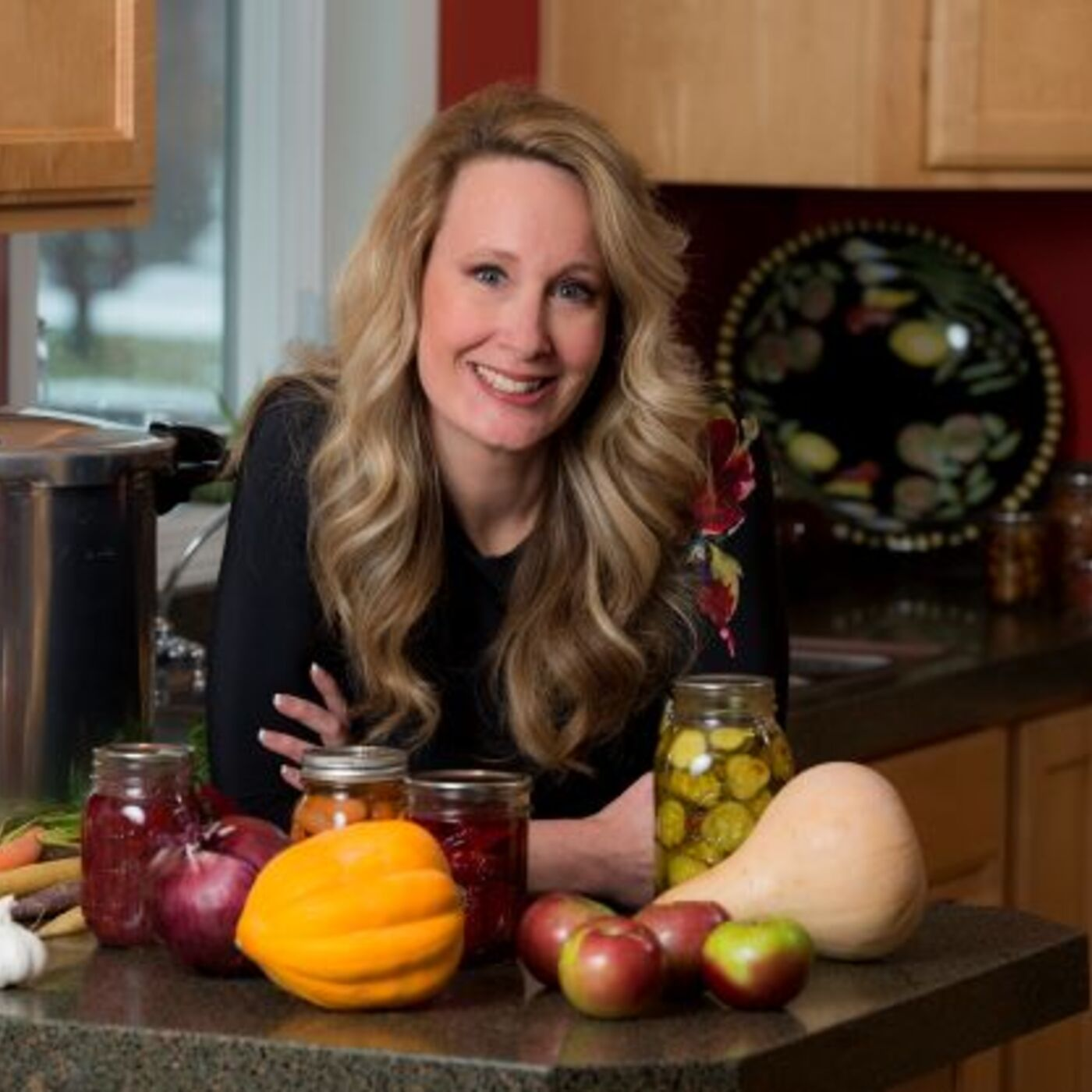 Canning with The Diva!™ Podcast Rebirth with Diane Devereaux