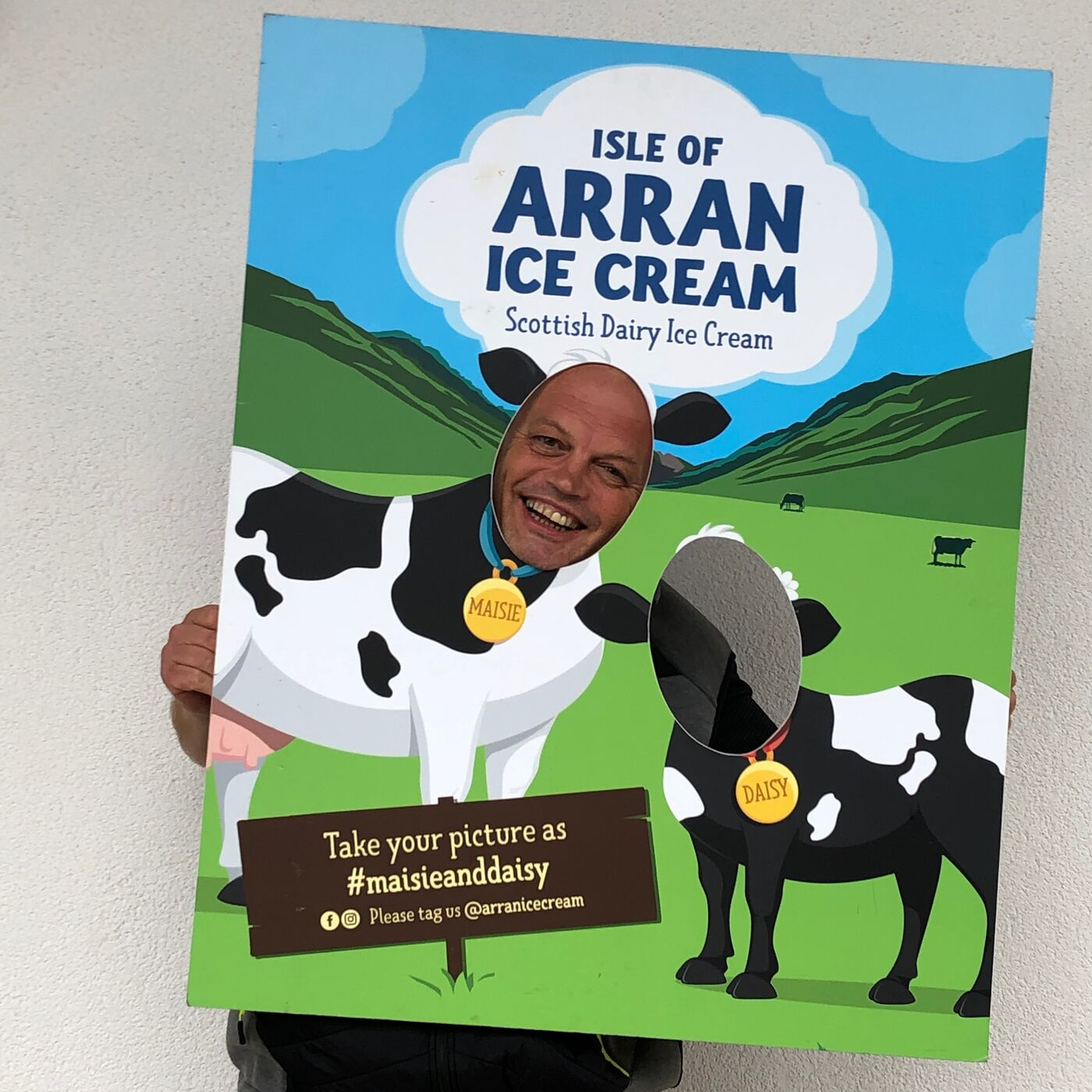 Episode 4 - Alastair Dobson of 'Taste of Arran'