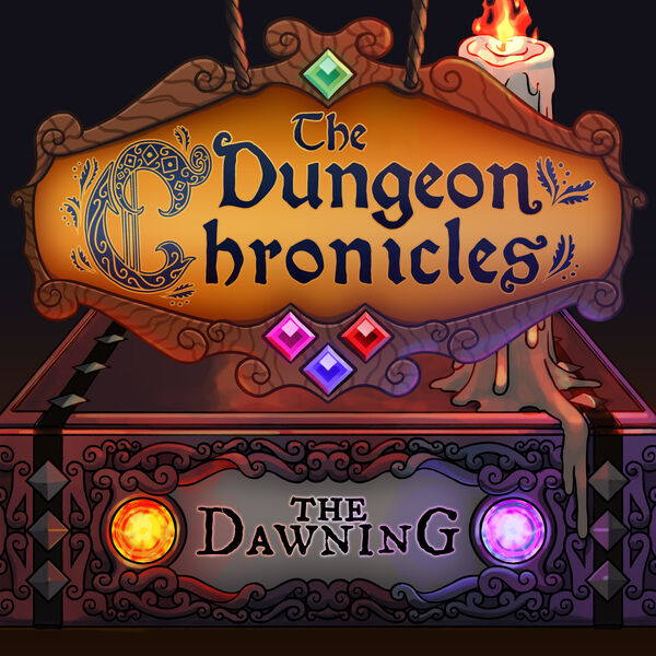 The Dungeon Chronicles Podcast Artwork Image