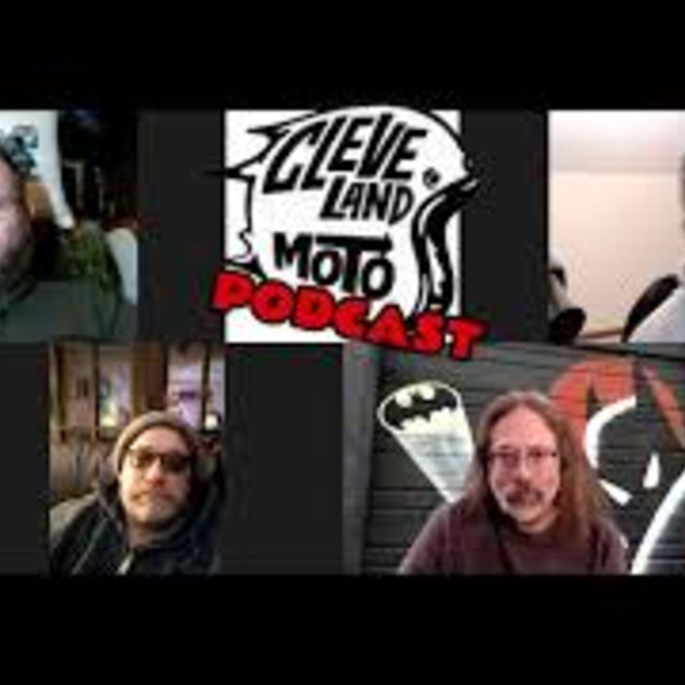 ClevelandMoto Podcast #308 Xmas Greetings