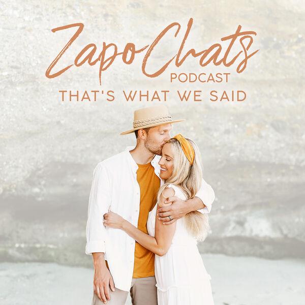 Zapo Chats Podcast Artwork Image