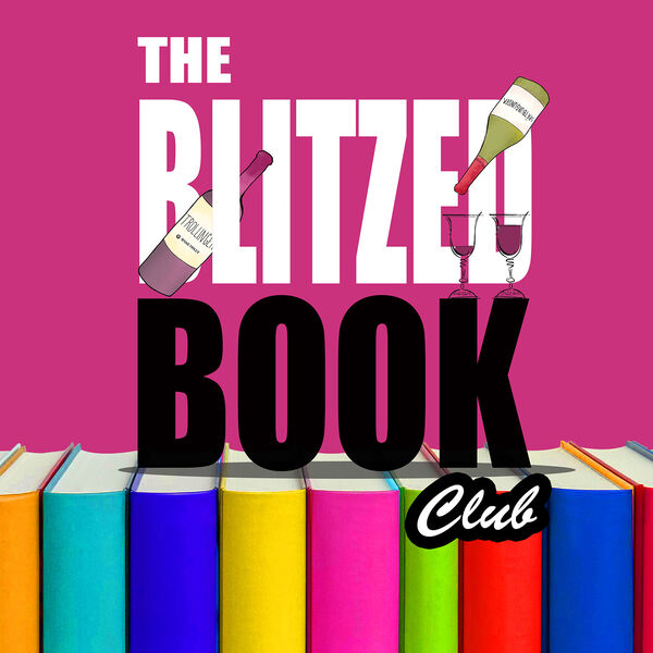 The Blitzed Book Club Podcast Artwork Image