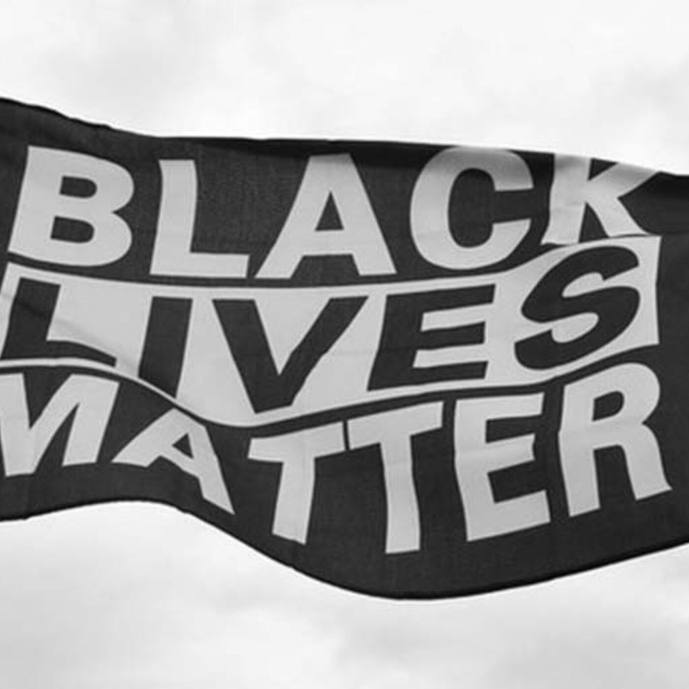 BREAKING: BLM FLAG REPLACES STARS & STRIPES