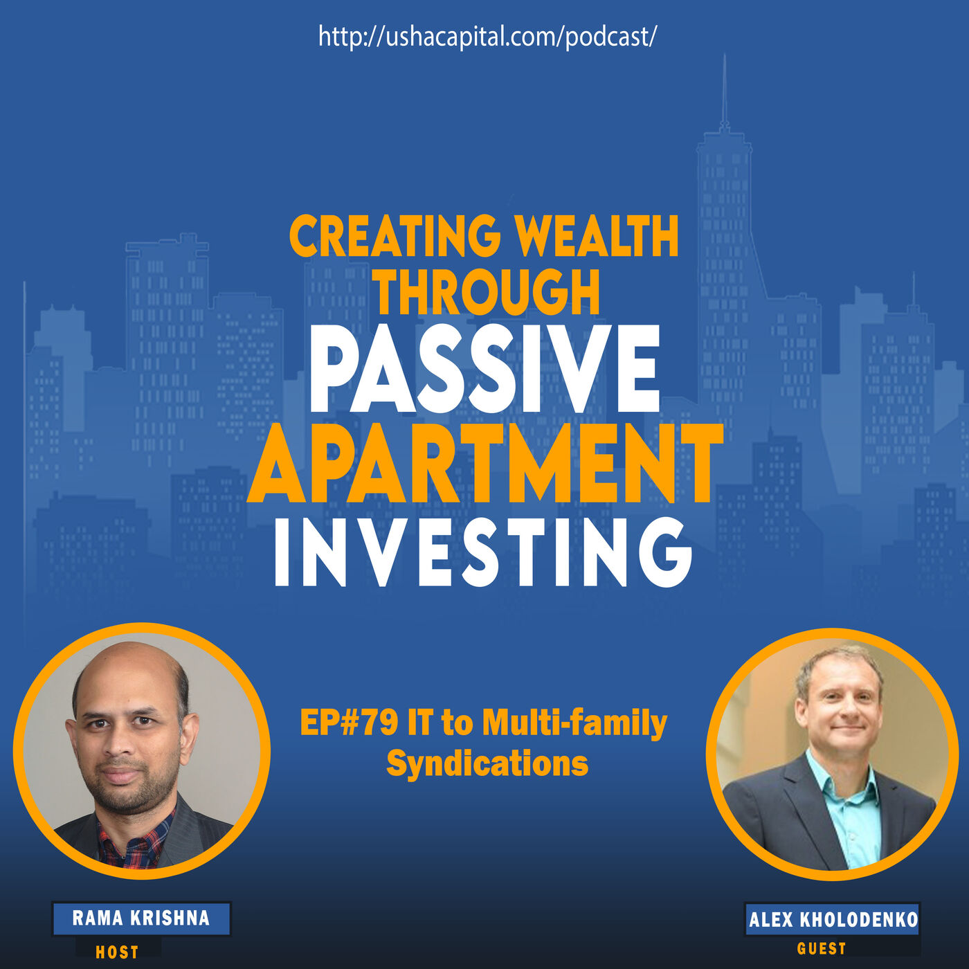 IT to Multi-Family Syndications with Alex Kholodenko