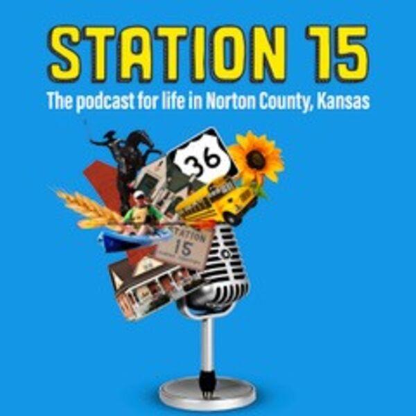 Station 15 Podcast Podcast Artwork Image