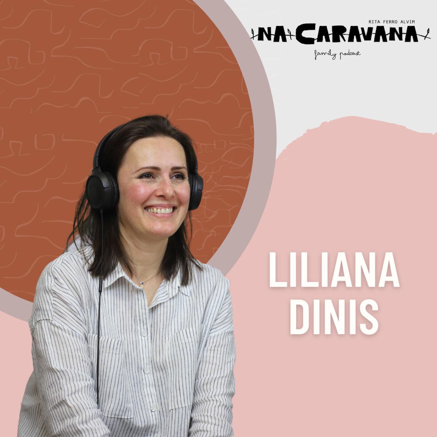 N'A Caravana com Liliana Dinis #81 Saponina, a figueira dos avós e a pele da filha