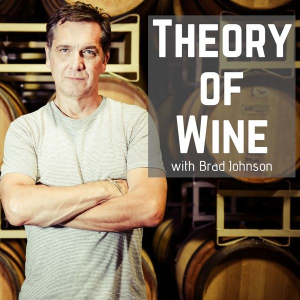 Theory of Wine Podcast Artwork Image