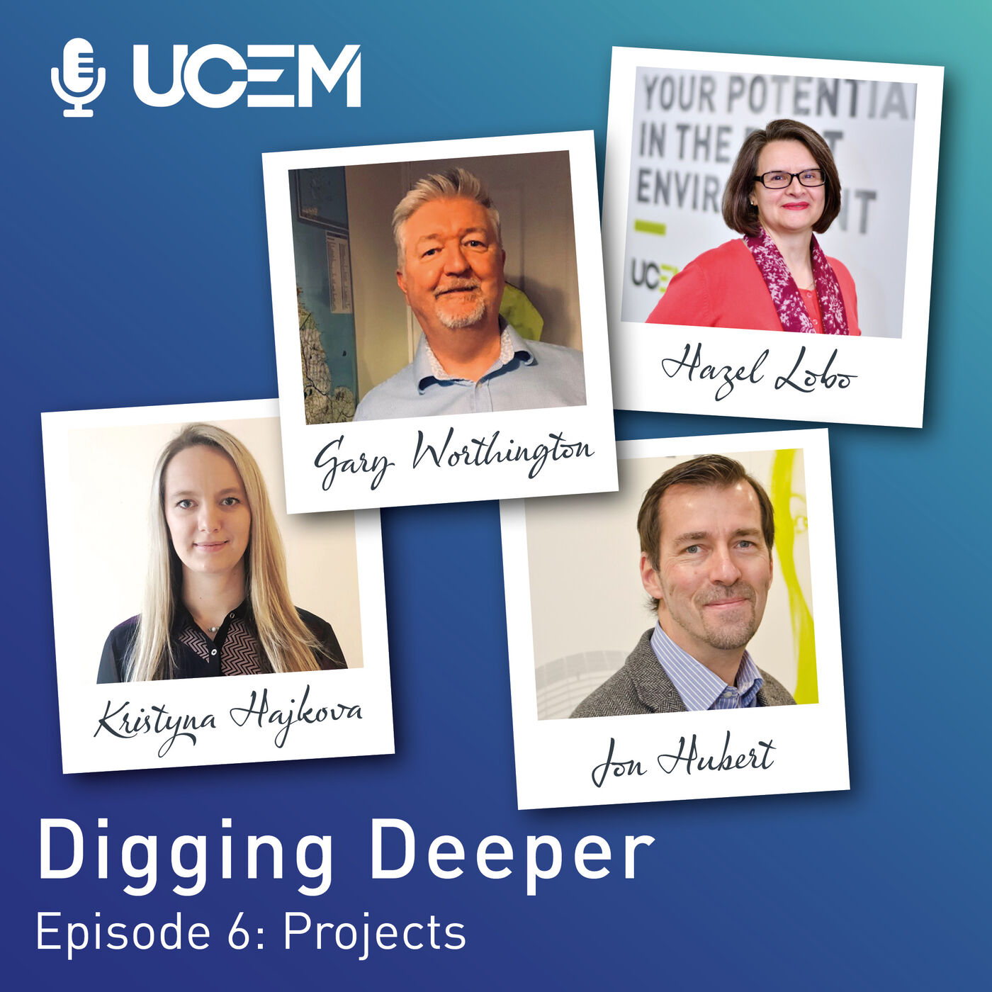Digging Deeper - Episode 6: Projects