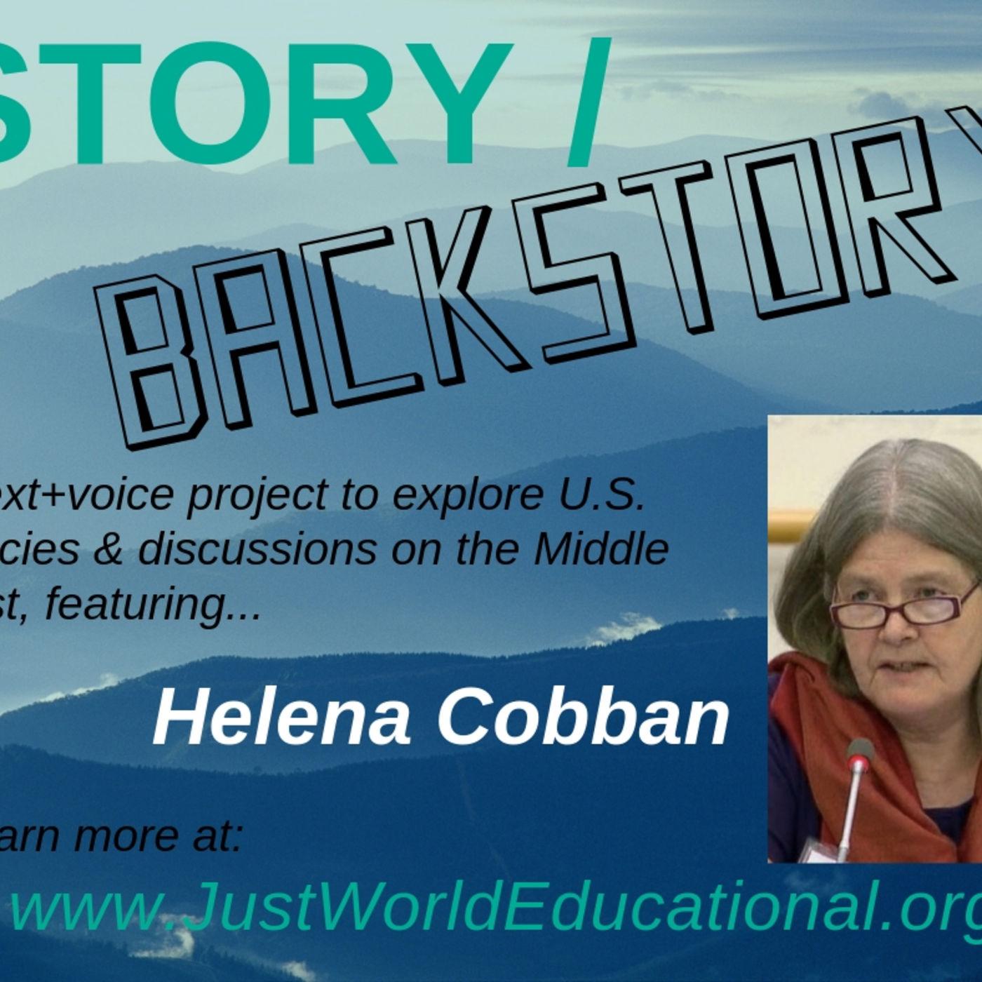 Story-Backstory ep. 10: The UAE and Gulf Arab state influence-buying in Washington