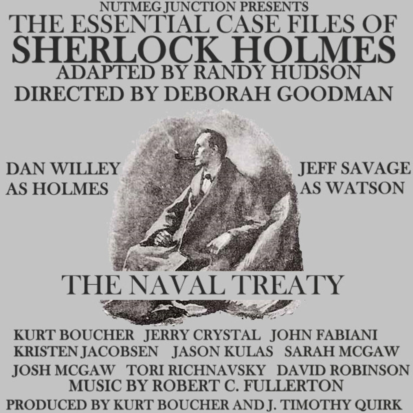 Sherlock Holmes: The Naval Treaty