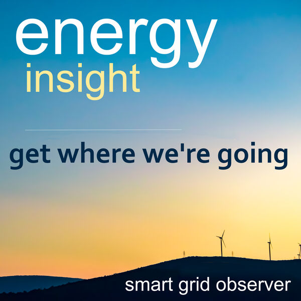energy insight Podcast Artwork Image