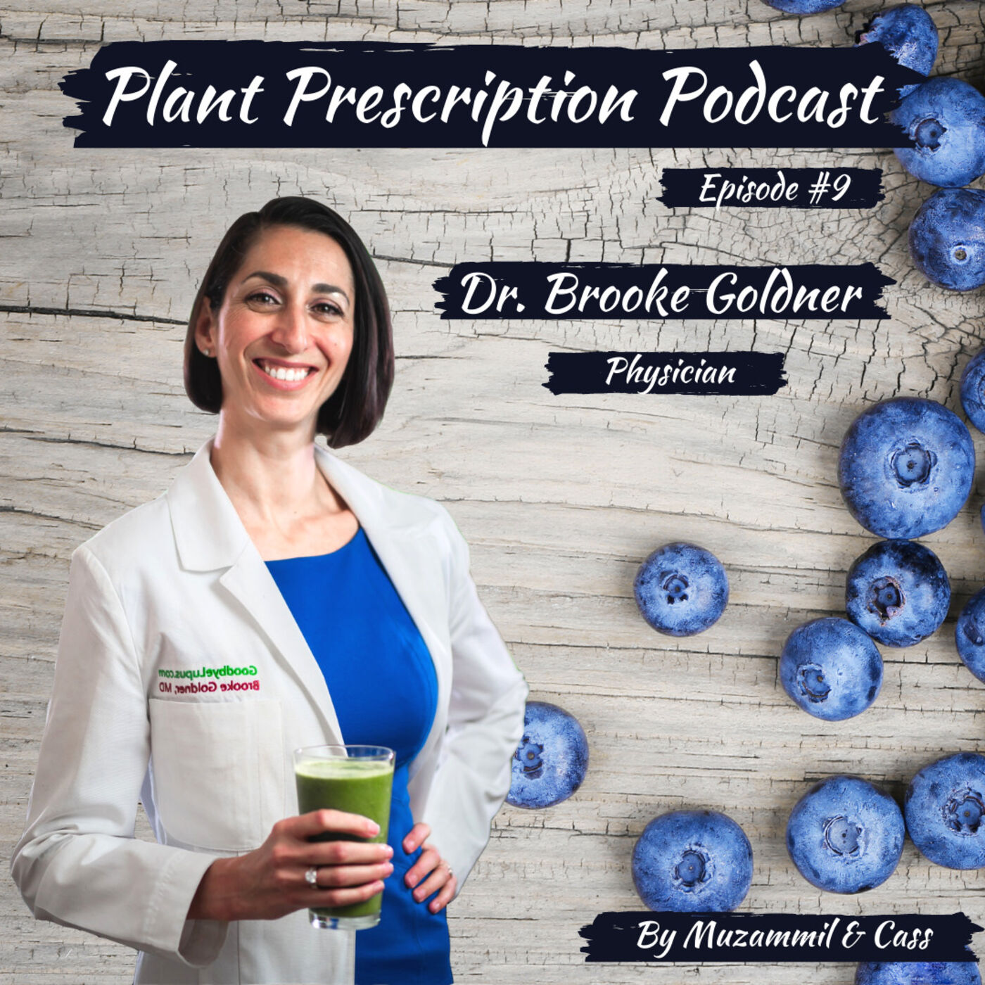 Reversing autoimmune diseases, gene expression, and our body programmed to repair itself with Dr. Brooke Goldner