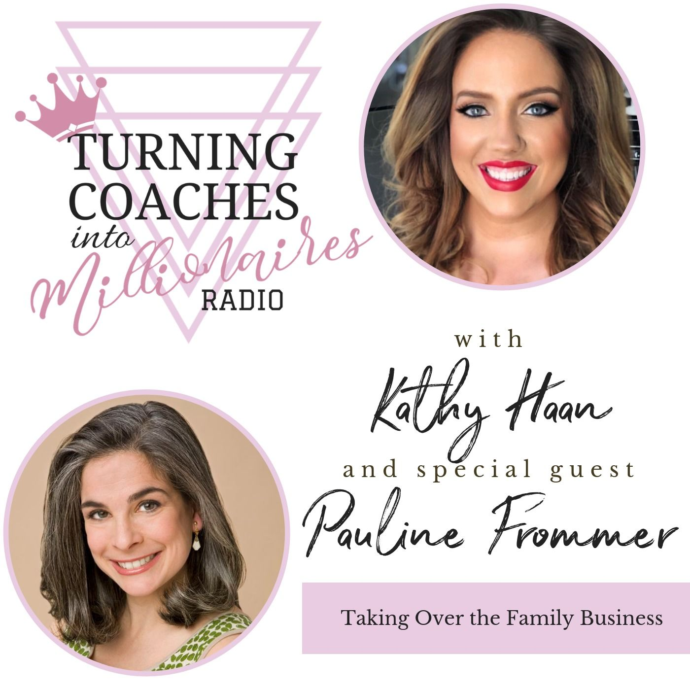 Taking Over the Family Business with Pauline Frommer