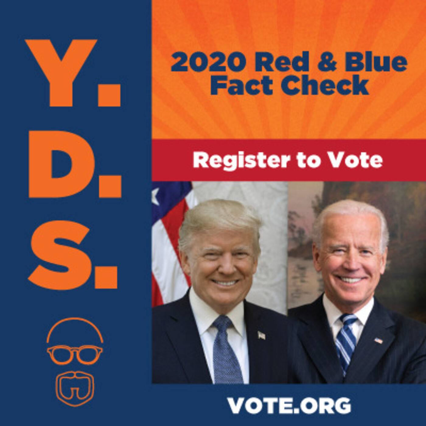 Ep. 24 – Red-Blue 2020 : Fact Check