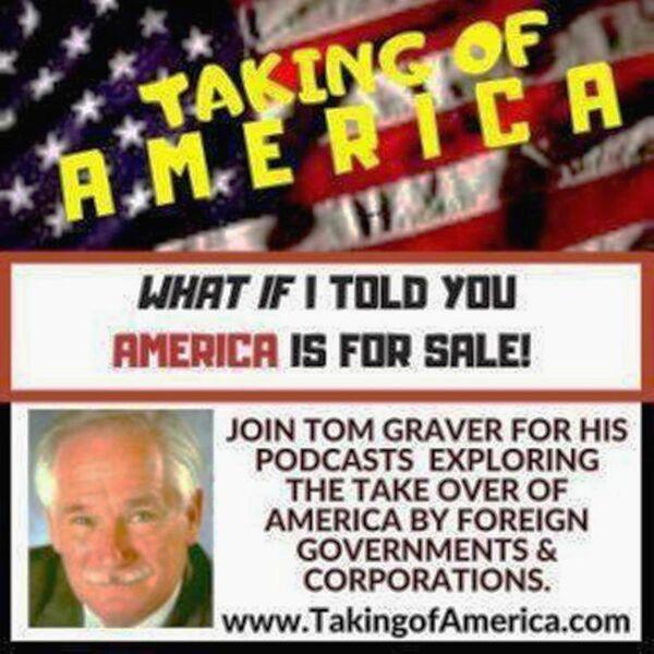 Taking of America Podcast Artwork Image