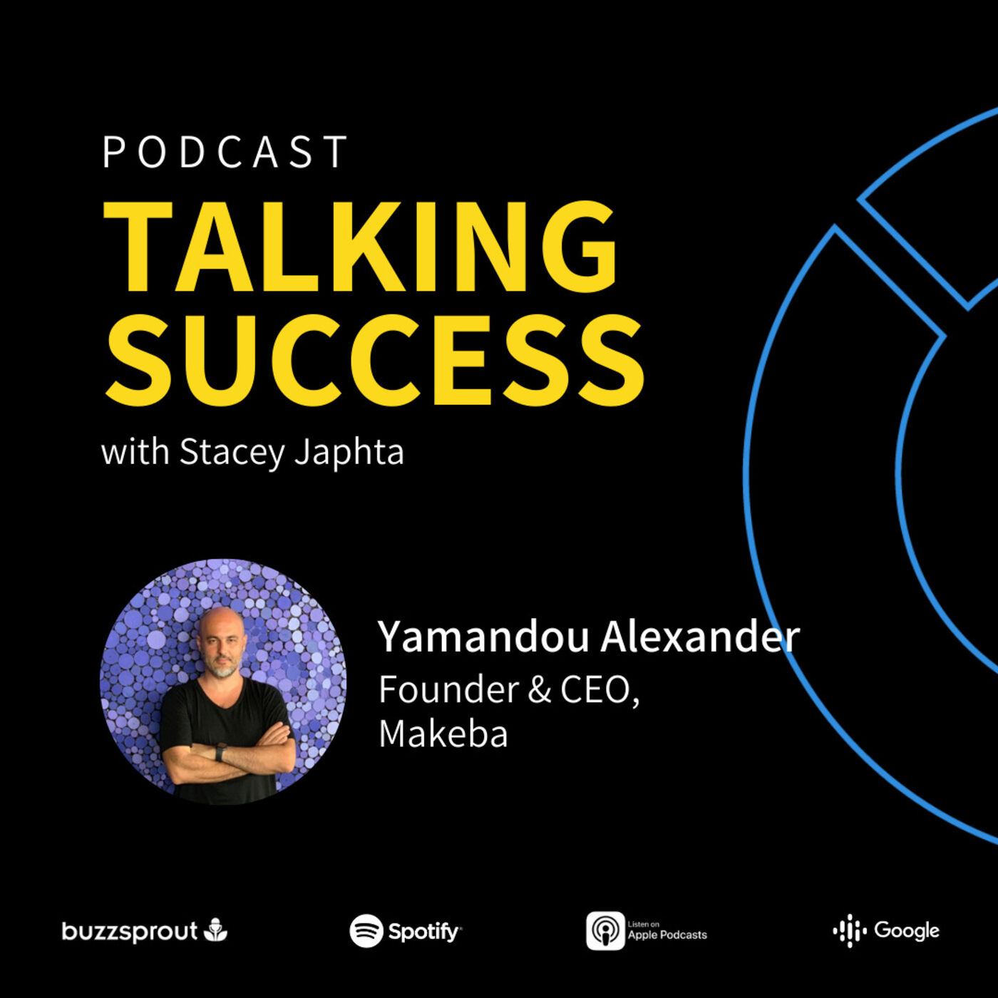 Yamandou Alexander, CEO & Founder of Makeba - All things FinTech, how to expand your business and product into Africa, & the informal market going digital