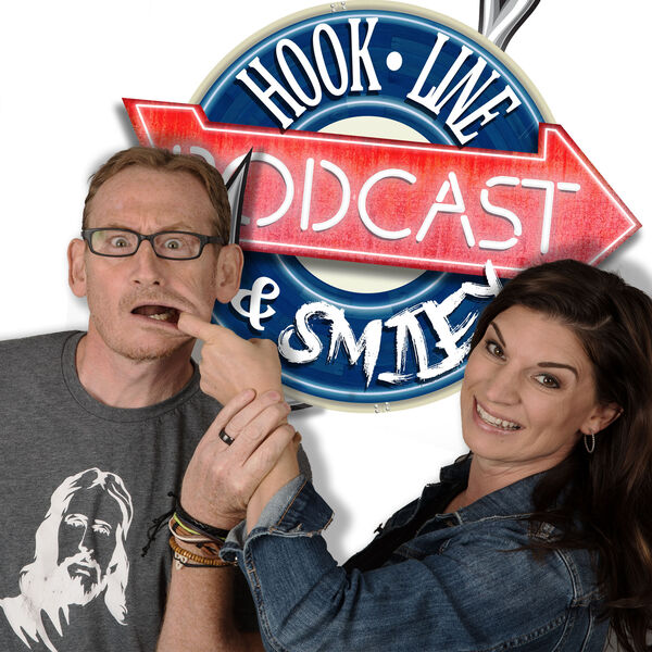 Hook, Line and Smiley Podcast Artwork Image