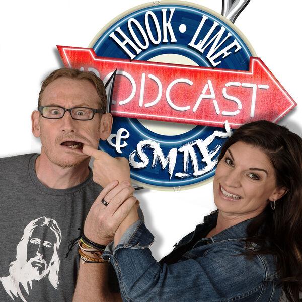 Hook, Line and Smiley Podcast Artwork Image