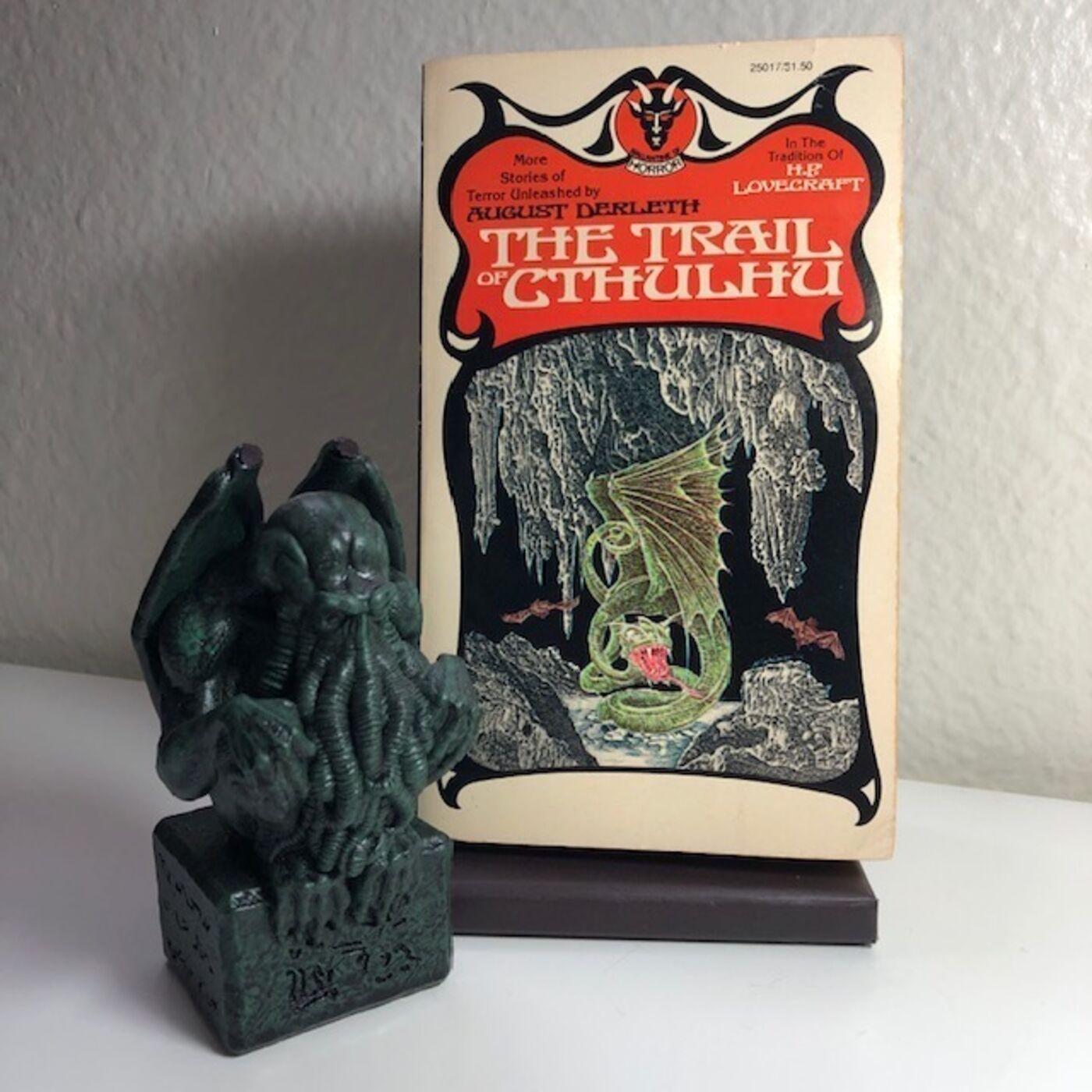 Ep 37 - August Derleth's The Trail of Cthulhu