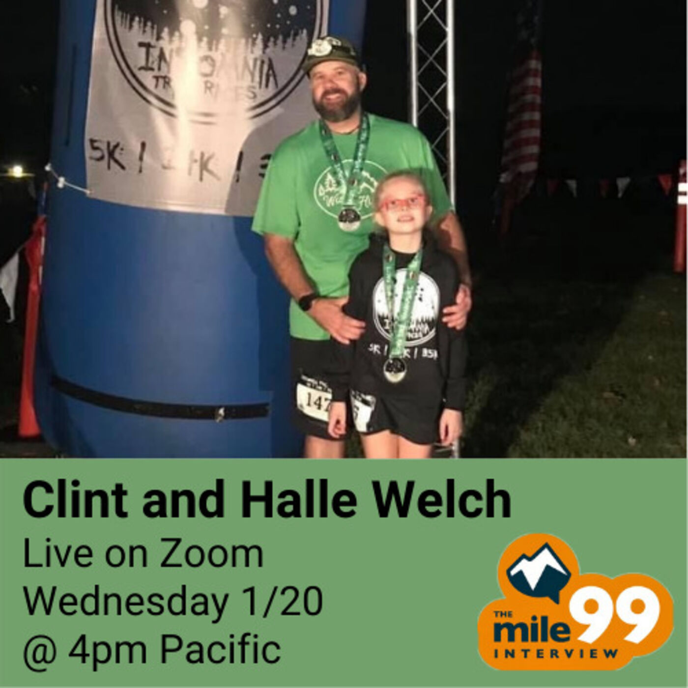 Episode 26 - Clint and Halle Welch
